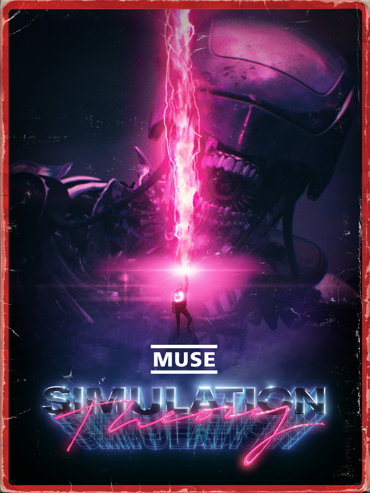 Muse | Simulation Theory Film Official Website
