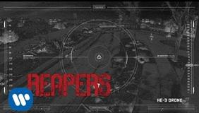 Muse - Reapers [Official Lyric Video]